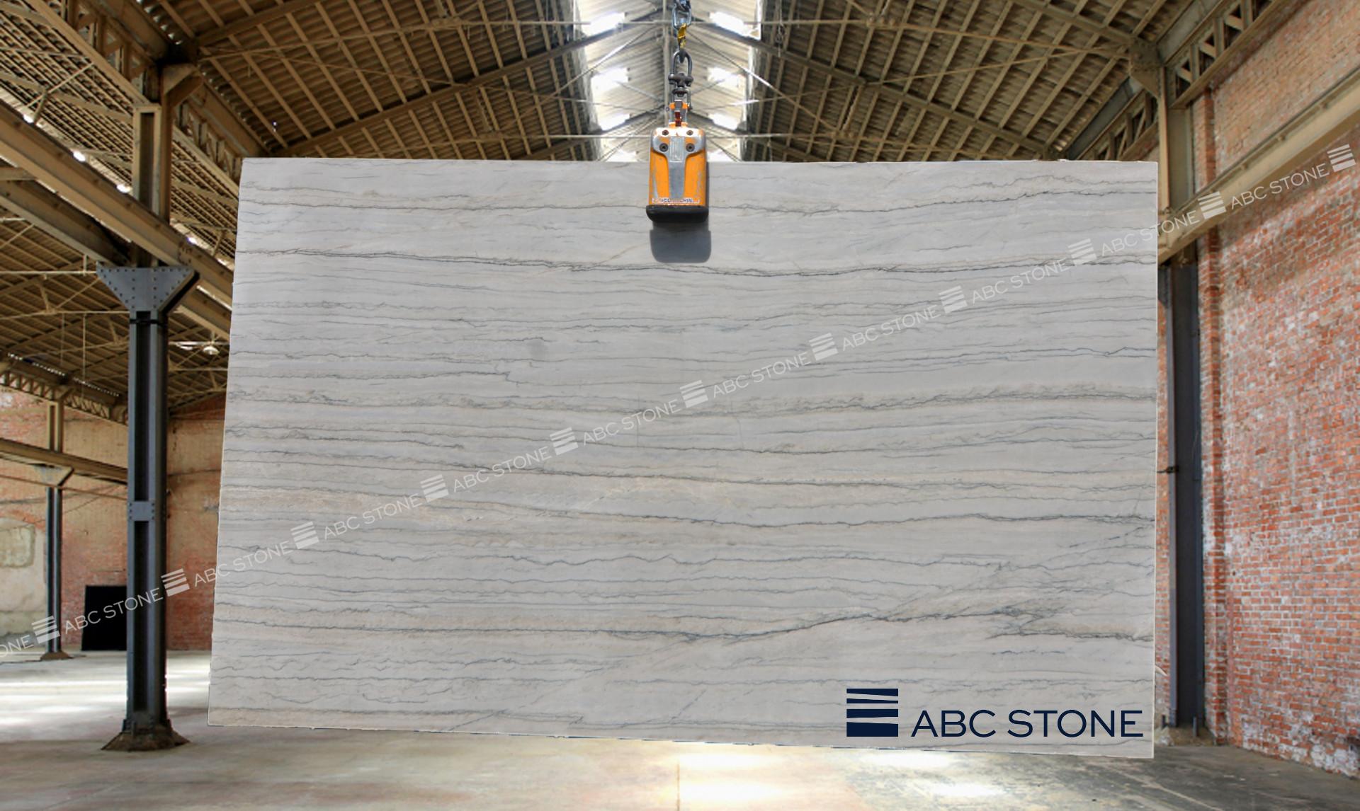 Classic White Quartzite - ABC Stone : ABC Stone