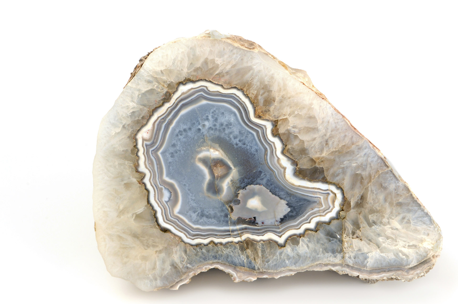 Crystal Agate