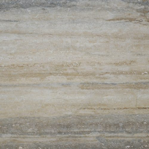 Platinum Travertine Vein Cut