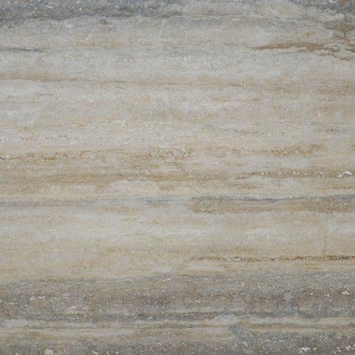 Platinum Travertine Vein Cut