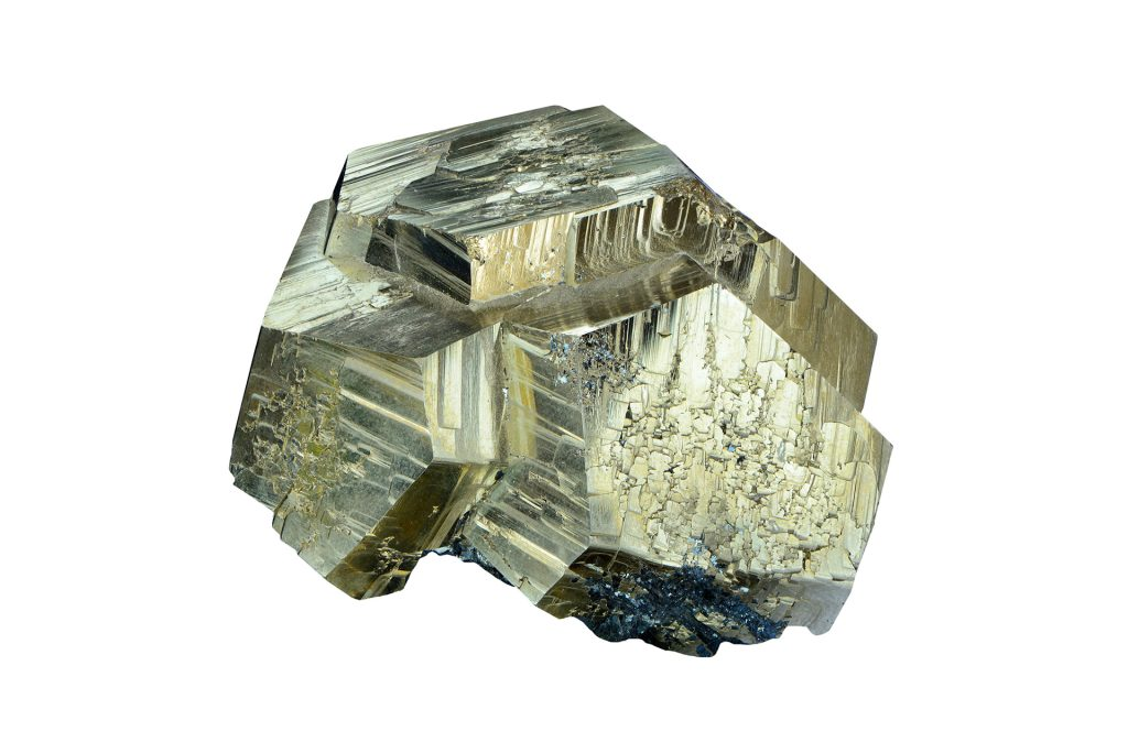 Pyrite Gold
