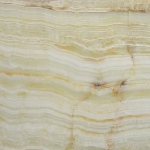 White Onyx Vein Cut