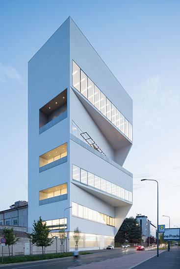 "OMA | Office for Metropolitan Architecture's Prada ""Tower"" (Milan)"