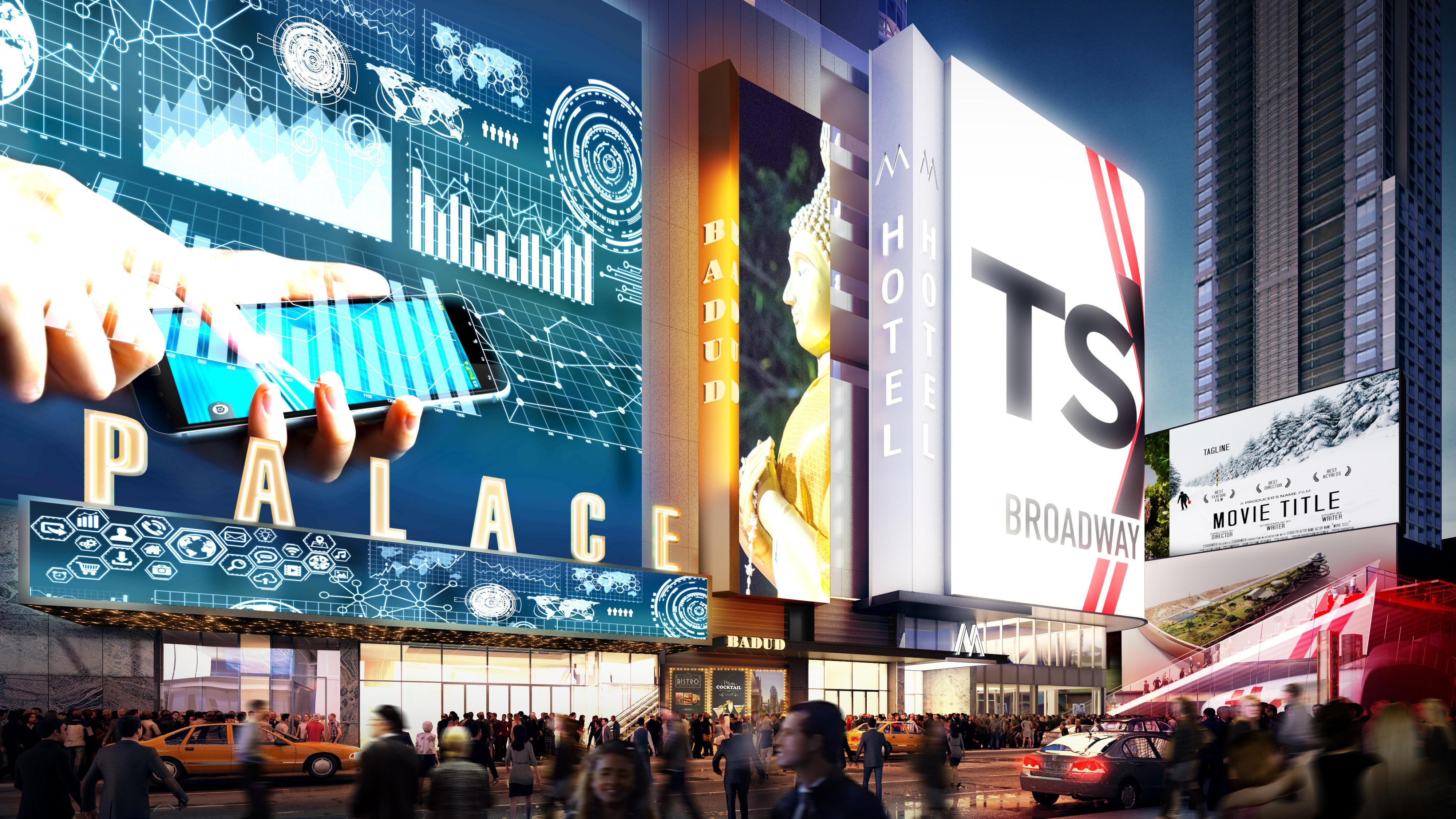 TSX Broadway by Platt Byard Dovell White Architects (PBDW) and Mancini Duffy