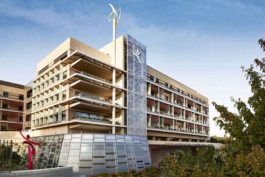 Lucile Packard Children's Hospital Stanford by Perkins+Will and HGA