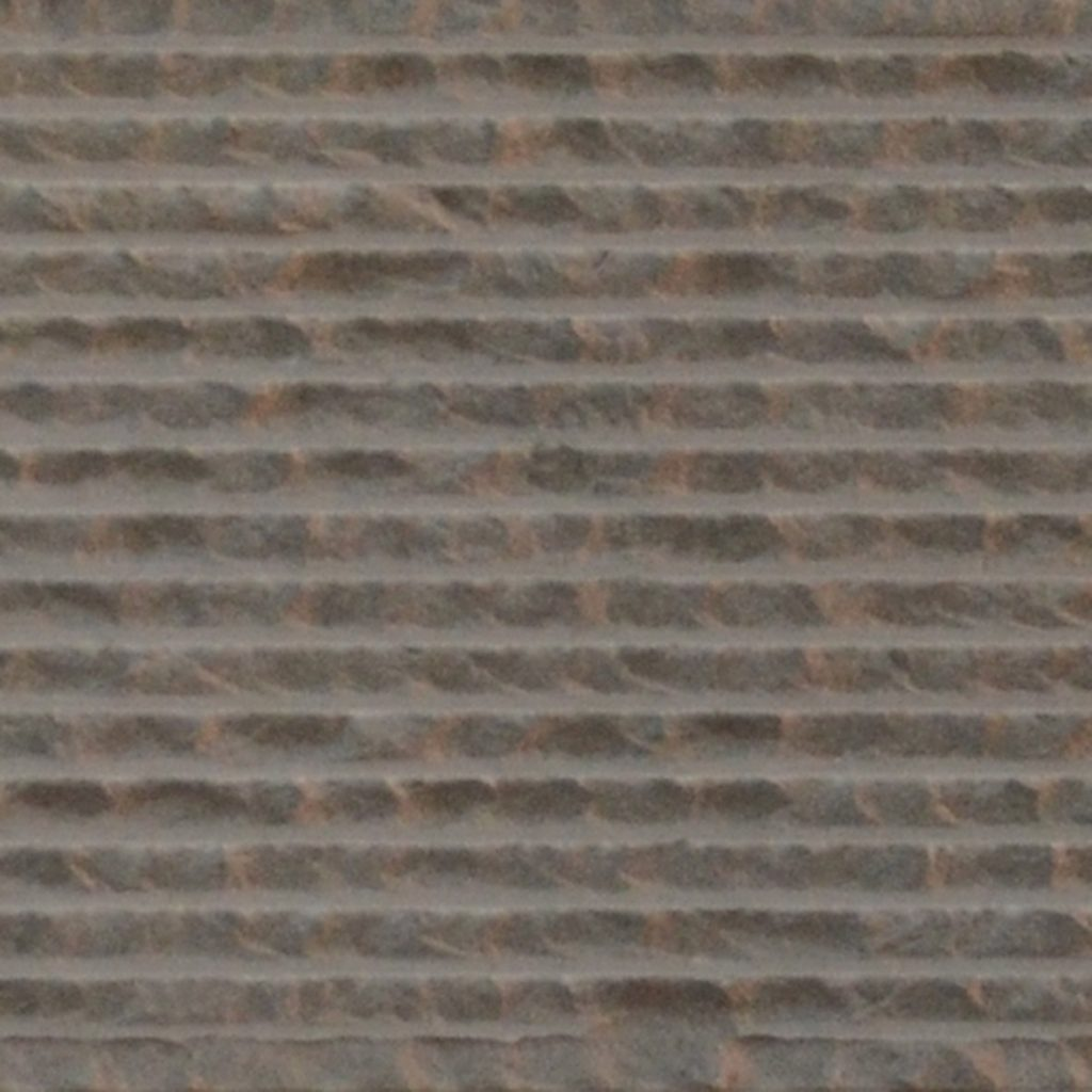 Madras Black- Grooved and Chipped