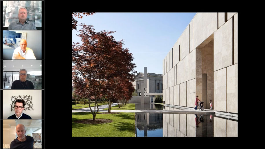 The Barnes Foundation | Designing Legacy