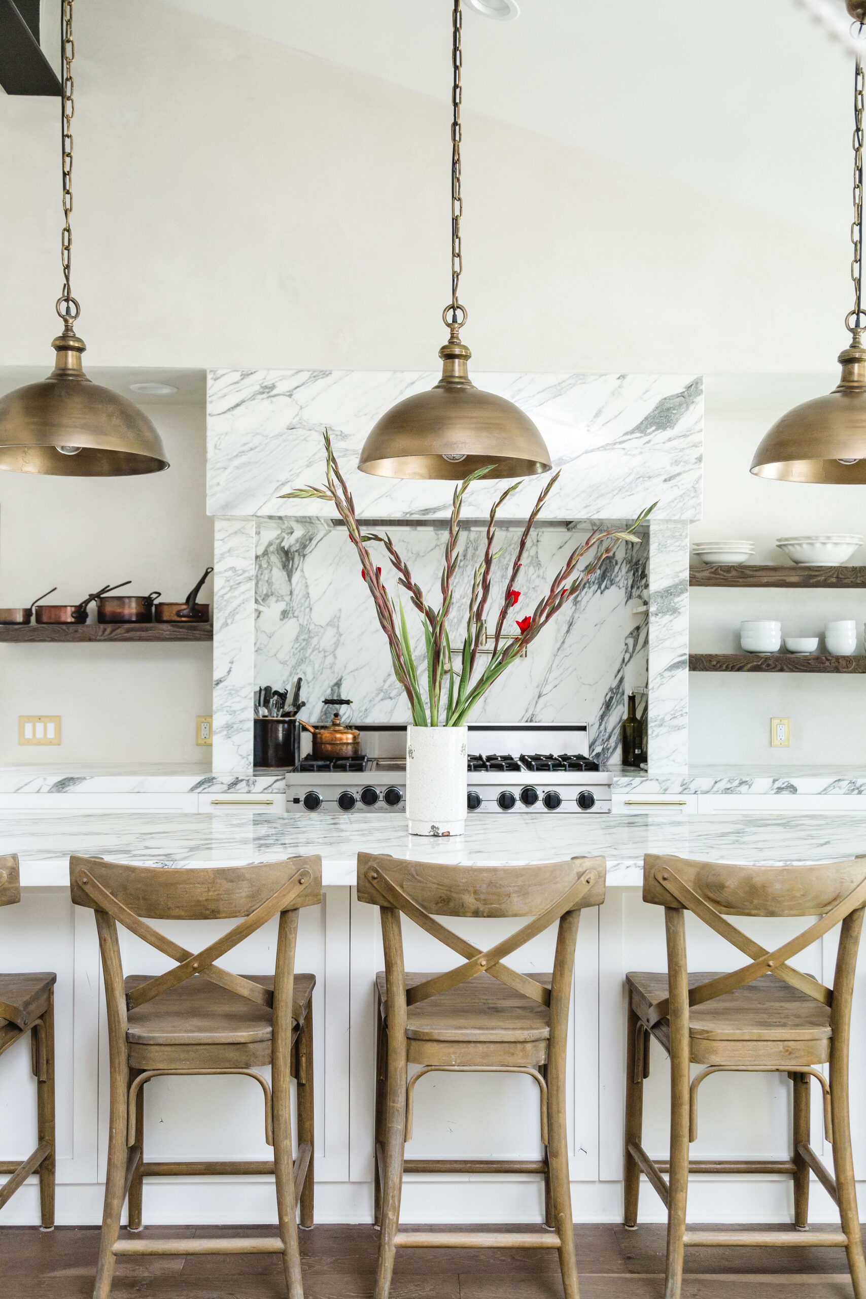 Stone kitchen trends we're predicting for the year ahead