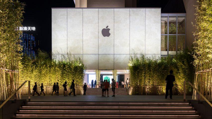 Apple Centre Cotai in Macau by Foster + Partners