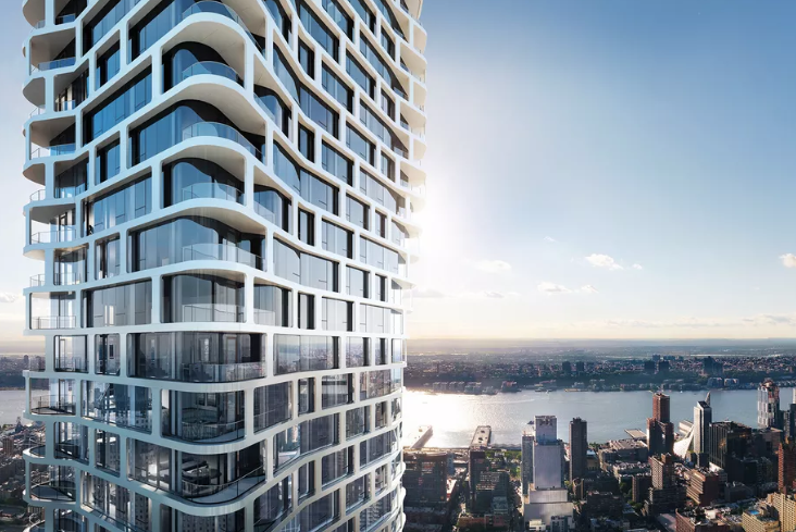 CetraRuddy replaces Roseland Ballroom with 62-storey apartment building