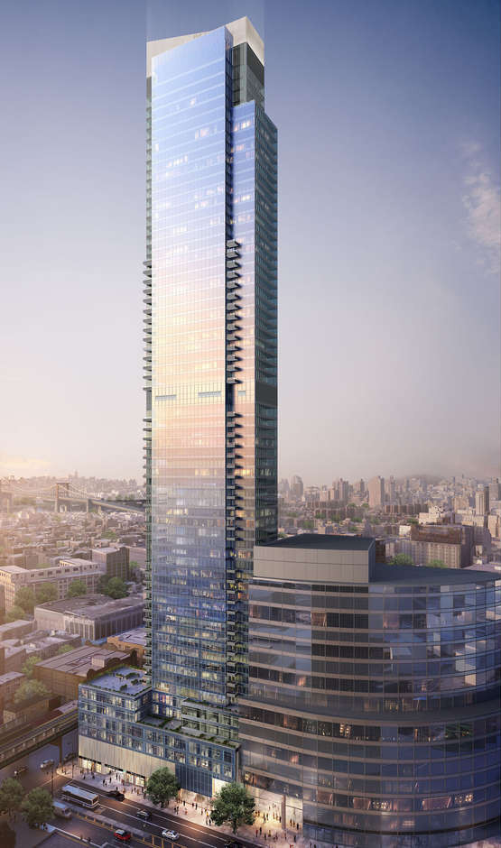 Hill West's 67-storey tower in Long Island City will be Queens' tallest