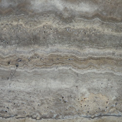 Stormy Grey Travertine
