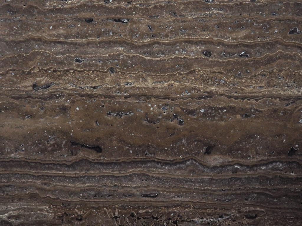 Titanium Travertine Vein Cut